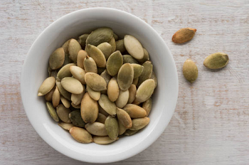 Pumpkin Seed for Sagging Breasts