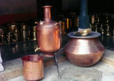 Copper Water Benefits