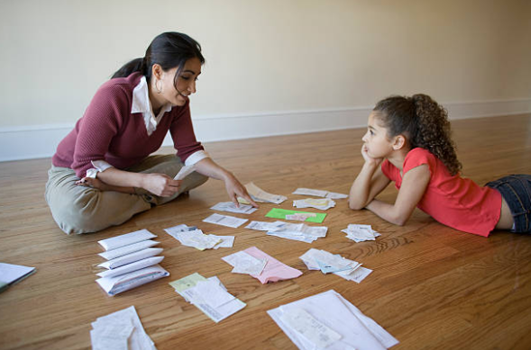 Financial Tips for Mother